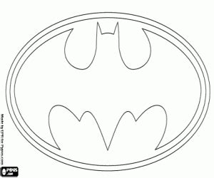 Batman Symbol Coloring Pages Batman Coloring Pages Printable Games by Batman Symbol Coloring Pages