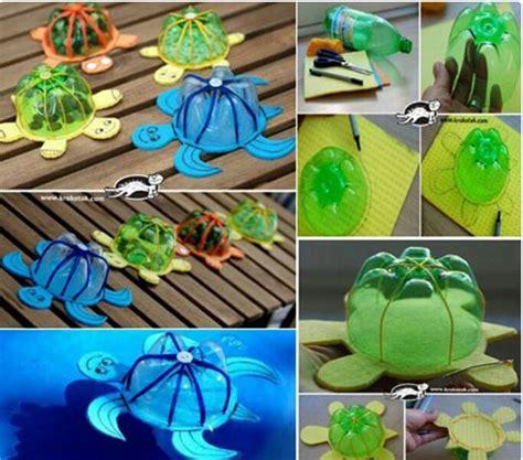 maquetas de tortugas con botella botella para hacer tortugas recicladas ayuda para