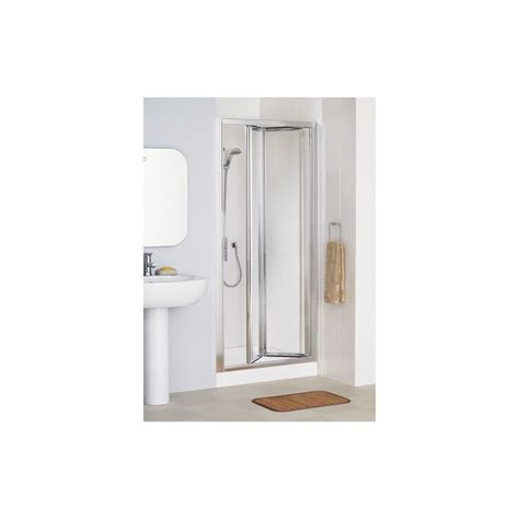 Bi Fold Shower Door 900mm Lakes Classic Framed Bi Fold Shower Door 900mm Wide X 1850mm High