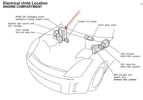 350z engine fuse box diagram get free image about wiring diagram