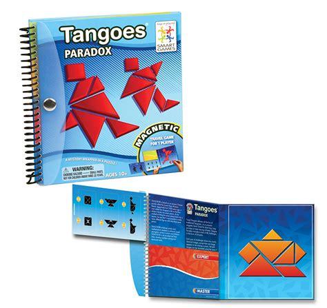 smart games tangoes paradox tangram oyunu kidolina