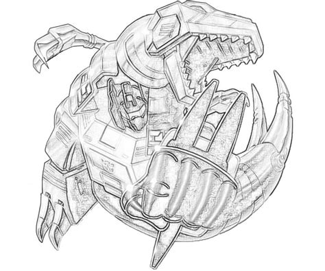 coloring pages transformers grimlock transformer grimlock free colouring pages