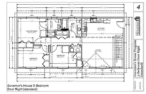 Ranch Style Floor Plans 3000 Sq Ft by Governor S House Floor Plans House Design Ideas