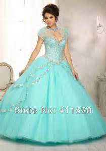 colored dress multi colored beaded bodice debutante gowns mint