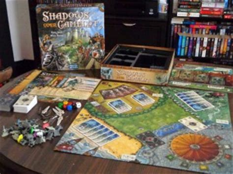 Shadows Camelot Board shadows camelot s gaming addiction