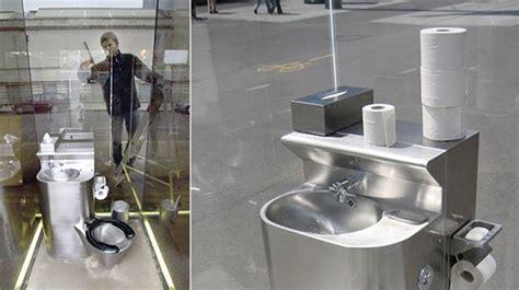 with stranger in bathroom unusual bathroom designs from strange to stranger