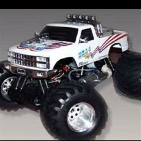 conquistador nitro rc monster kyosho usa 1 and nitro usa 1 this wasn t kyosho s first electric monster truck but definitely