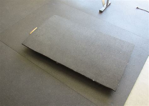 How To Cut Rubber Stall Mats by Working With Securing Stall Mats In A Garage