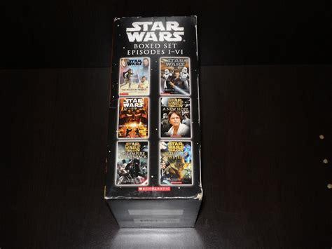 set de 6 libros de star wars 750 00 en mercado libre