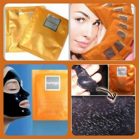 Masker Lumpur Yang Asli naturgo shiseido masker lumpur asli