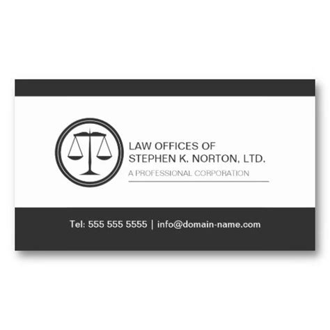 Attorney Business Card Template by 18 Best Professional Attorney Business Cards Images On