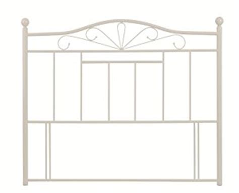 small double headboard white windsor metal headboard 4ft small double white