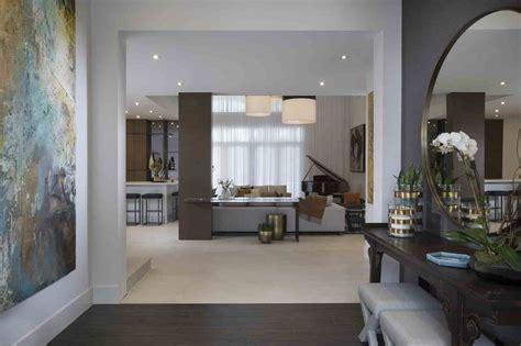 entry  foyer residential interior design  dkor