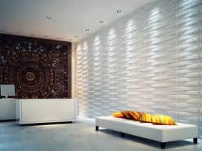 3d wall decor 3d great in interior home with