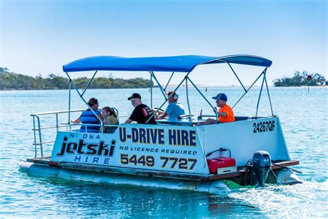 pedal boat noosa pontoon hire for noosa the sunshine coast