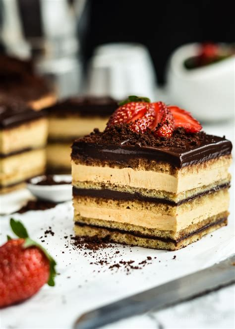 Pumped for Hump day/ / Opera Cake
