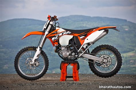 Ktm 500 Exc As Adventure Bike Ktm Planning 500 Exc For India