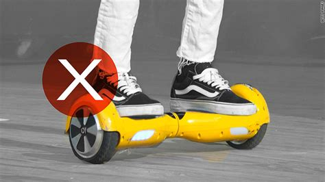hoverboards  illegal   york city  fines