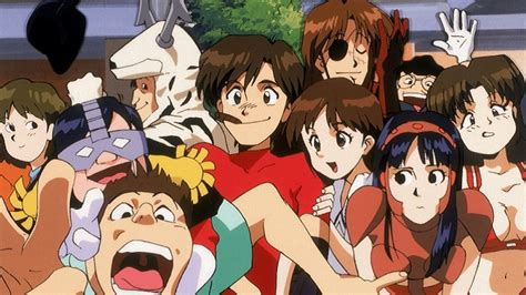 Anime 90s by Nostalgia Bomb 20 Of The Best Anime From The 90s