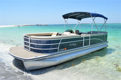 house boat rent destin pontoon boat rentals best rates