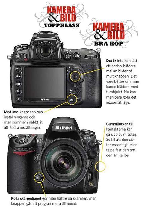 Kamera Nikon D700 test nikon d700 kamera bild