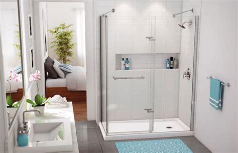 Maax Reveal Shower Door Reveal 75 Pivot Door Alcove Or Configurable Or Corner Or Door Maax For The Home Pinterest