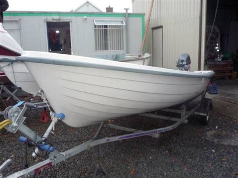 used boat trailers for sale northern ireland terhi 440 with yamaha 9 9