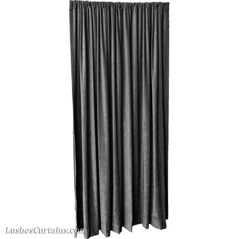 144 inch long curtains luxurious black velvet curtain panel 144 inch h extra long fr