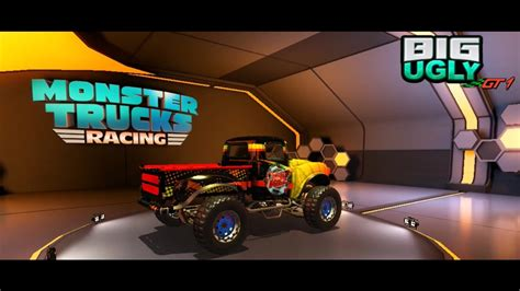youtube monster trucks racing new update big ugly gt1 monster trucks racing official