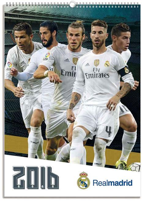 Calendrier 2018 Real Madrid Real Madrid Cf Kalender 2018 P 229 Europosters Dk