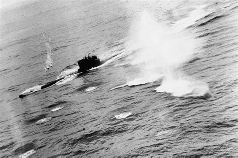u boat versus aircraft allied aircraft attacks against german u boats