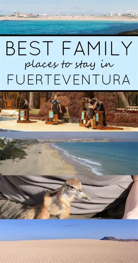 best places to stay fuerteventura the five best family places to stay in fuerteventura