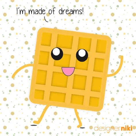 Home Design Make Your Own dancing waffle niki designs stuff and things