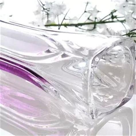 floreros de cristal por mayor florero peque 241 o peque 241 os floreros de cristal jarrones