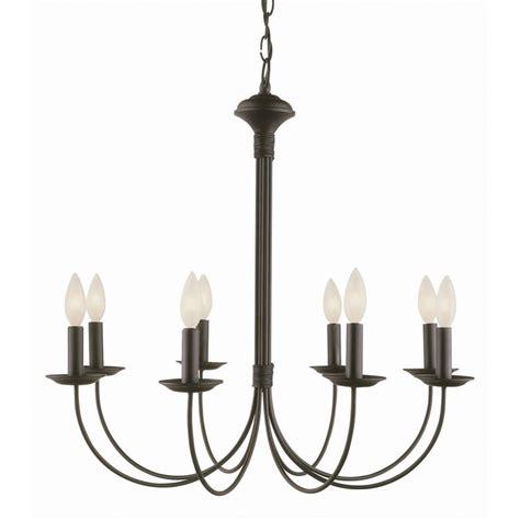 8 Light Pendant Chandelier Bel Air Lighting Stewart 8 Light Rubbed Bronze Incandescent Ceiling Chandelier 9018 Rob
