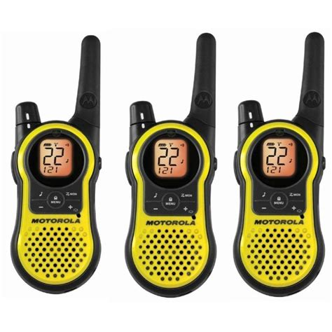 motorola mh230t motorola mh230tpr 23 mile two way radio walkie talkies