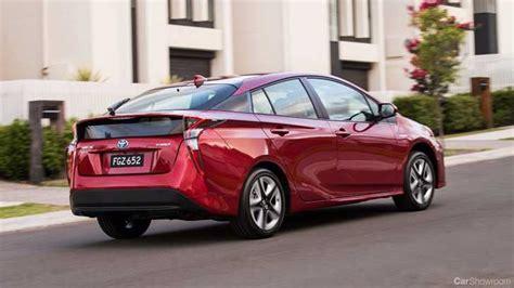 Toyota Csr News 2016 Toyota Prius Scores 5 In Ancap Safety Tests