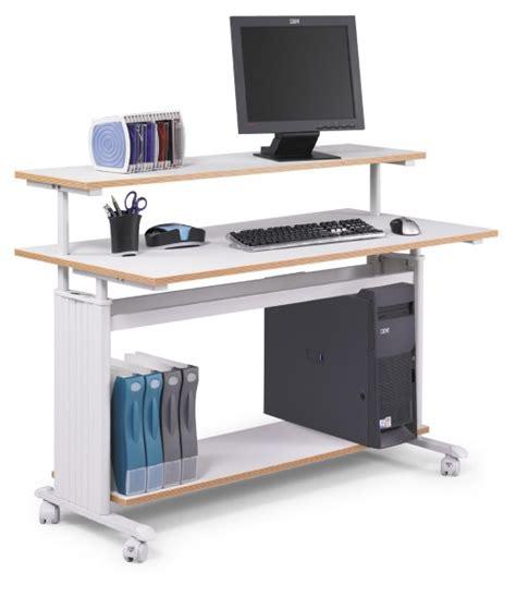 wide computer desks safco wide computer desk workstation computer
