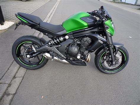 Kennzeichenhalter Motorrad Er6n by Kawasaki Er6n Kennzeichenhalter Umbau Motorrad Bild Idee