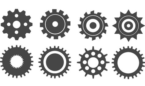 tutorial illustrator gear how to create gear icons using illustrator creative nerds
