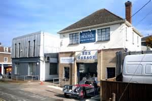 Rex Garage rex garage didcot 169 des blenkinsopp geograph britain
