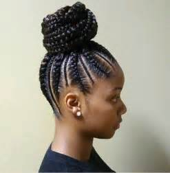 hair cut feeder feed in bun pinterest shiiphillips natural hair