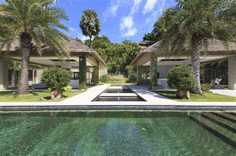 5 Bedroom Houses For Rent sangsuri a luxury holiday rental villa in thailand