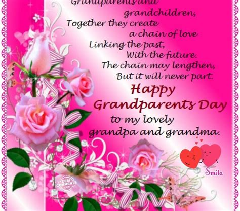 day messages for happy grandparents day 2016 greetings wishes cards