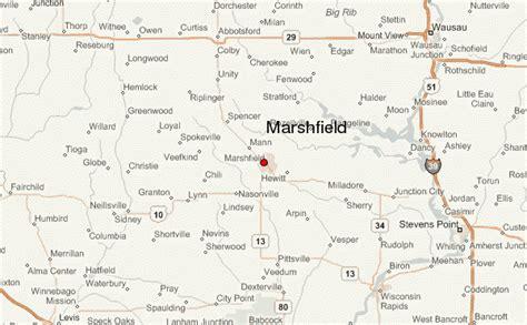Marshfield, Wisconsin Location Guide