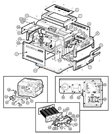 hayward pool heater parts h series hayward universal h series low nox heaters parts