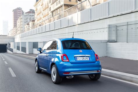 fiat 500 special editions fiat 500 mirror special editions launched pictures