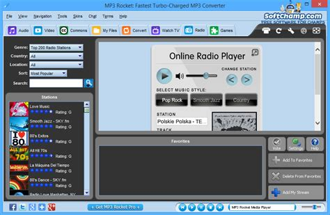 mp3 rocket for mobile mp3 rocket 7 3 review softch