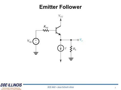 transistor lifier emitter follower transistor lifier emitter follower 28 images switching another circuit with a transistor