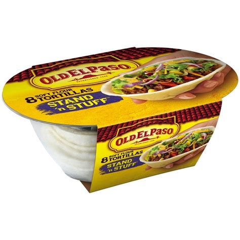 crispy taco boats old el paso taco boats flour tortillas from safeway